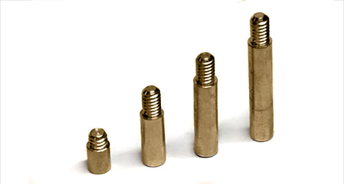 Antique Brass Screw Post Extensions