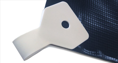 BannerUps Adhesive Tabs