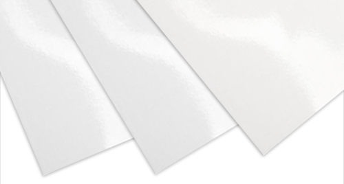 Glosskote Covers (White)