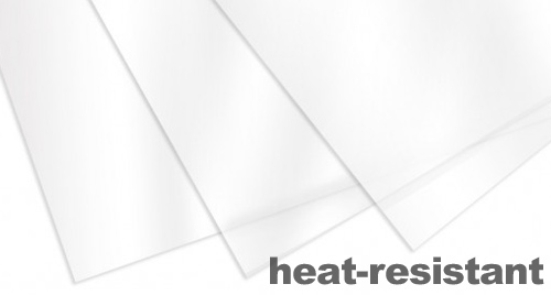Heat Resistant Clear Covers