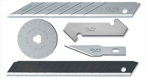 OLFA Replacement Knife Blades