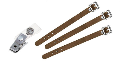 Pouch Loops, Clips, & Straps