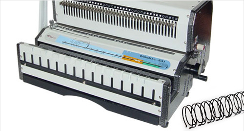 Wire Binding Machines